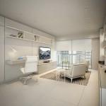 ESPACIOS A MEDIDA  Wall unit TV con escritoriohellip